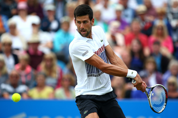 Novak Djokovic's 10-Year Stint In The Top Four Comes To An End