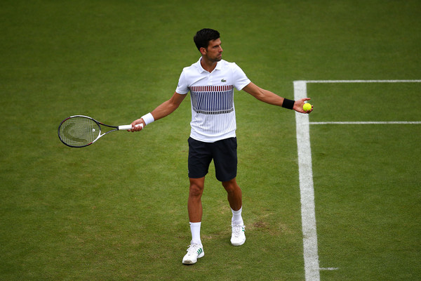 'Liberated' Novak Djokovic Stays Positive After Lacklustre Run