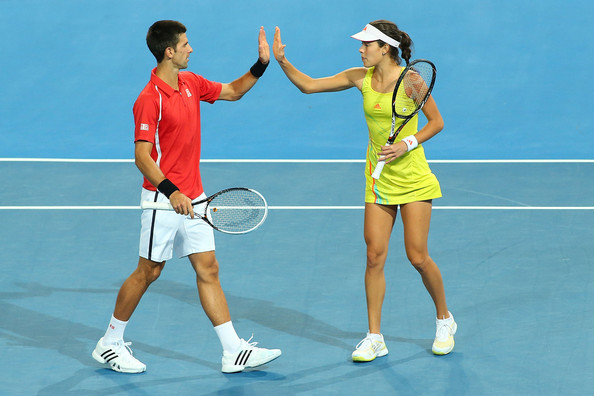 Ana Ivanovic Supports Djokovic's Break From Tennis, Wishes She Did The Same