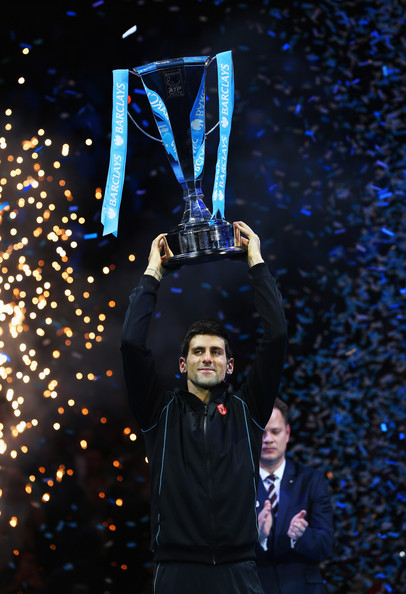 Novak Djokovic - 6 - Page 6 Novak+Djokovic+Barclays+ATP+World+Tour+Finals+Lrp7m3FHxcql