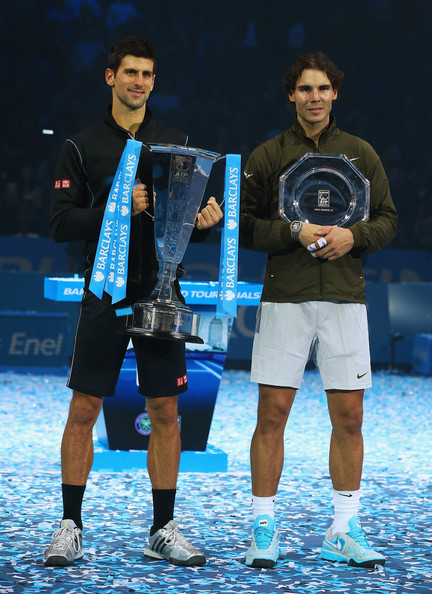 Novak Djokovic - 6 - Page 6 Novak+Djokovic+Barclays+ATP+World+Tour+Finals+txlPFdN1E61l