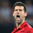 Novak Djokovic European Best Pictures Of The Day - January 06, 2020