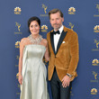 Nukaaka Coster-Waldau 70th Emmy Awards - Arrivals