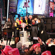 Nykhor Paul Moet & Chandon Toasts 2015 As The Official Champagne Of New Year's Eve In Times Square
