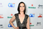Heather McComb attends OK! TV Awards Party at Sofitel Hotel on August 21, 2014 in Los Angeles, California.