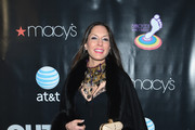 Singer Sylvia Tosun attends OUT Magazine and Buick's celebration of The OUT100 on November 29, 2012 in New York City.