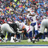 Tyrod Taylor Photos - Tyrod Taylor #5 of the Buffalo Bills signals to the offense during the second quarter of an NFL game against the Oakland Raiders on October 29, 2017 at New Era Field in Orchard Park, New York. - Oakland Raiders vBuffalo Bills