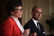 Valerie Jarrett Joe Echevarria Photos Photo