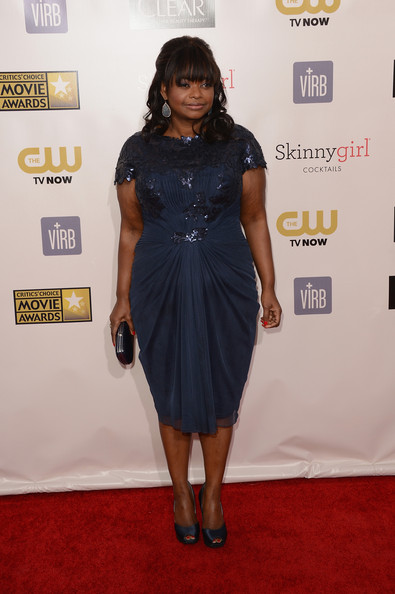 Octavia Spencer - 18th Annual Critics' Choice Movie Awards - Arrivals