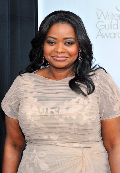 Octavia Spencer Actress Octavia Spencer arrives at the 2012 Writers    Octavia Spencer
