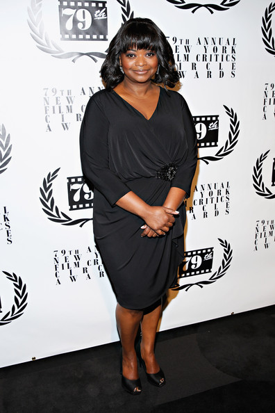 Octavia Spencer - Arrivals at the NY Film Critics Circle Awards