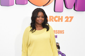 "Octavia Spencer Premiere Of Twentieth Century Fox And Dreamworks Animation's ""HOME"" - Arrivals"