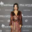 October Gonzalez 2018 Baby2Baby Gala Presented By Paul Mitchell - Red Carpet