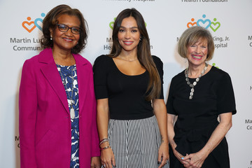 October Gonzalez 6th Anniversary Of MLK Community Health Foundation's 'Sharing The Dream' Luncheon