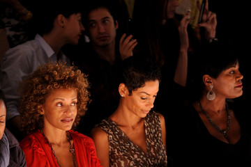 Stacie J. Odd Molly - Front Row - Spring 2011 MBFW