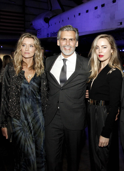 oded fehr and natascha mcelhone photos photos - zimbio