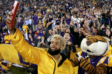 Odell Beckham Jr Texas A&M v LSU