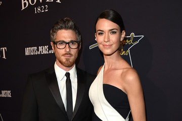 Odette Annable 8th Annual Hollywood Domino Gala Presented By BOVET 1822 Benefiting Artists For Peace And Justice