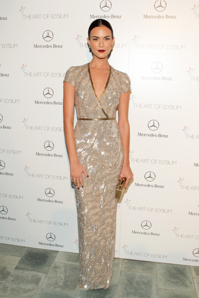 Odette Annable - The Art of Elysium's 7th Annual HEAVEN Gala Presented by Mercedes-Benz - Red Carpet