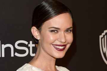 Odette Annable The 2016 InStyle and Warner Bros. 73rd Annual Golden Globe Awards Post-Party - Red Carpet
