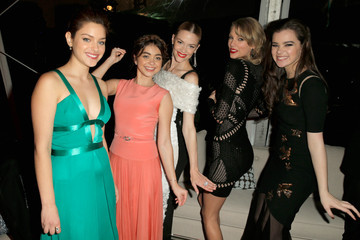 Odeya Rush The Weinstein Company/Netflix's Golden Globes Afterparty