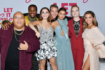 Odeya Rush L.A. Premiere Of Netflix's 'Let It Snow' - Red Carpet