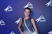 Daniela Hantuchova attends the annual Legends Lunch on day 13 of the 2018 Australian Open at Melbourne Park on January 27, 2018 in Melbourne, Australia. Tennis legends gathered at The Grand Hyatt to celebrate the achievements of Australian tennis great Mal Anderson at the annual Legends Lunch.