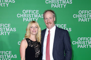 """Actors Morgan Walsh (L) and Matt Walsh  attend the LA Premiere of Paramount Pictures """"Office Christmas Party"""" at Regency Village Theatre on December 7, 2016 in Westwood, California."""