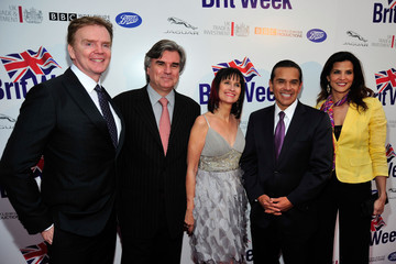 Christopher Guy Harrison Official Launch Of BritWeek 2012 - Red Carpet