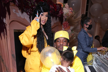 "Offset Teyana Taylor ""The Album"" Listening Party"