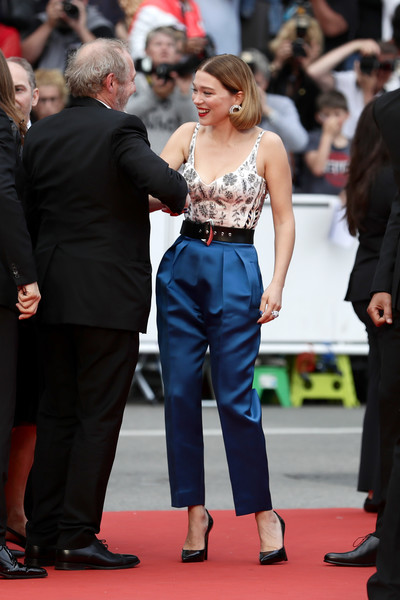 'Oh Mercy! (Roubaix, Une Lumiere)'Red Carpet - The 72nd Annual Cannes Film Festival