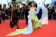 """Patricia Contreras attends the screening of """"Oh Mercy! (Roubaix, une Lumiere)"""" during the 72nd annual Cannes Film Festival on May 22, 2019 in Cannes, France."""