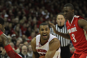 William Buford Ohio State v Wisconsin