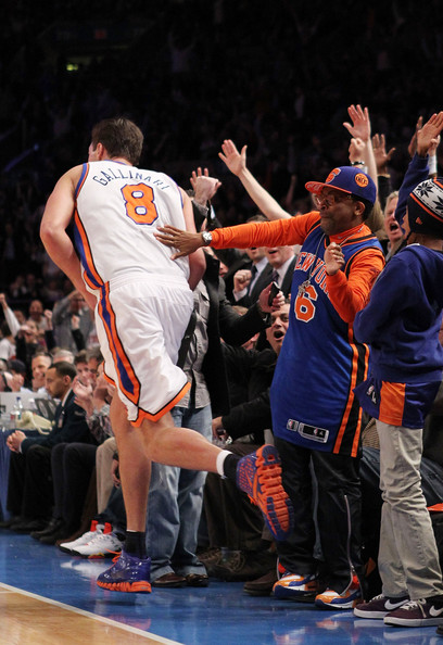 Oklahoma City Thunder v New York Knicks. (Source: Getty Images)