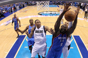Shawn Marion and Kendrick Perkins Photos Photo