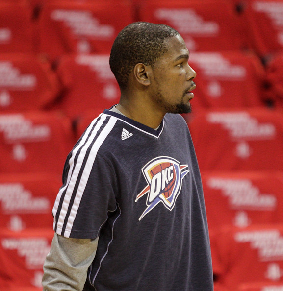 Houston Rockets Vs Okc: Kevin Durant In Oklahoma City Thunder V Houston Rockets