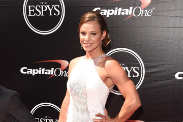 Oksana Masters The 2015 ESPYS - Arrivals