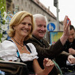 Horst Seehofer and Karin Seehofer Photos