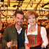 Carolin Reiber Photos - Florian Silbereisen and Carolin Reiber during the opening of the 2018 Oktoberfest beer festival at Theresienwiese on September 22, 2018 in Munich, Germany. - Oktoberfest 2018: Opening Day