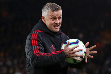 Ole Gunnar Solskjaer European Best Pictures Of The Day - April 03, 2019