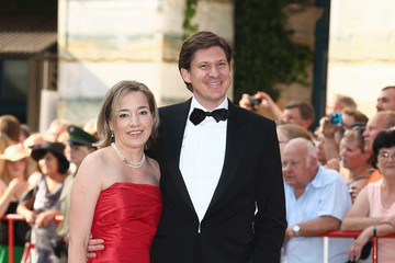 Ole Schroeder Arrivals at the Bayreuth Festival Opening