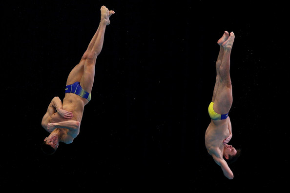 FINA/Midea Diving World Series: Day One