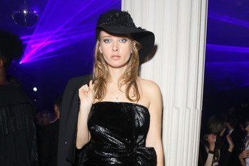 Olga Sorokina Vogue 95th Anniversary Party