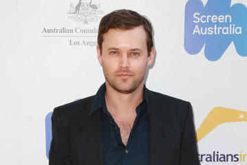 Oliver Ackland The 2017 Australian Emmy Nominee Sunset Reception