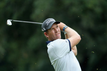 Oliver Bekker Joburg Open - Day Two