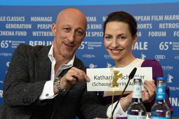 '13 Minutes' Press Conference - 65th Berlinale International Film Festival