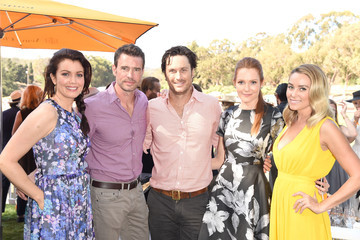 Oliver Hudson Sixth-Annual Veuve Clicquot Polo Classic, Los Angeles - Inside