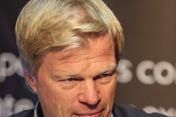 Oliver Kahn SPORTEL Monaco 2017 : Day Two