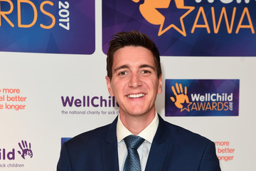 Oliver Phelps Prince Harry Attends the Annual WellChild Awards