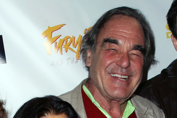 Oliver Stone Premiere Of Comedy Dynamics' 'The Fury Of The Fist And The Golden Fleece' - Arrivals